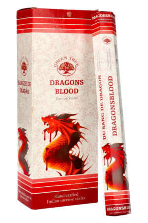 Green Tree Dragons Blood wierook (Drakenbloed)
