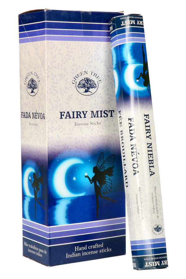 Green Tree Fairy Mist wierook (Feeën Nevel)