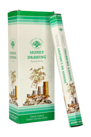 Green Tree Money Drawing (Geld Aantrekken)