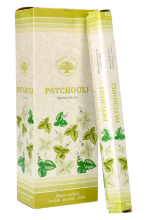 Green Tree Patchouli wierook