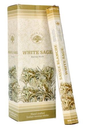 Green Tree White Sage (Witte Salie) wierook