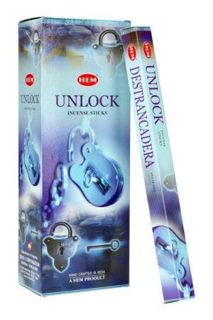 Unlock (loslaten) wierook stokjes HEM