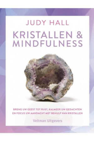 edelstenen therapie en werking boek kristallen & mindfulness door Judy Hall