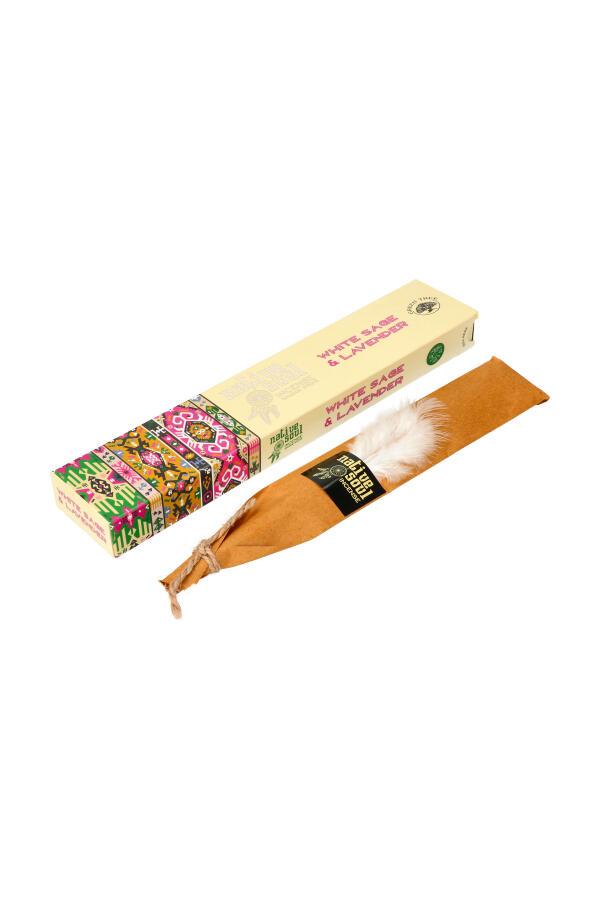 Native Soul wierook white sage & lavender brengt de kracht van salie met lavendel