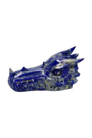 Lapis Lazuli kristallen drakenschedelLapis Lazuli kristallen drakenschedelLapis Lazuli kristallen drakenschedel