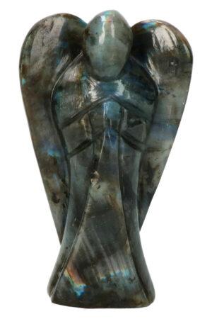 Labradoriet edelsteen engel kristallen engel