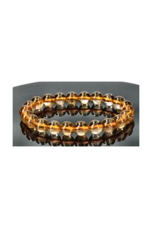 Goud Rutiel armband edelsteen armband