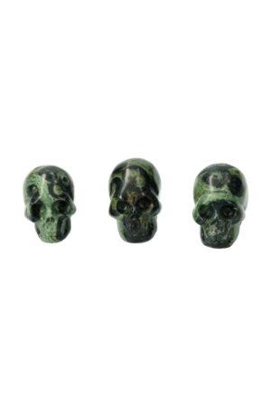 Eldariet kristallen schedel 3.5 cm