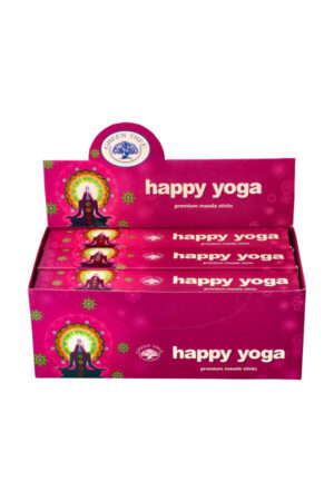 Green Tree Happy Yoga 15 gram