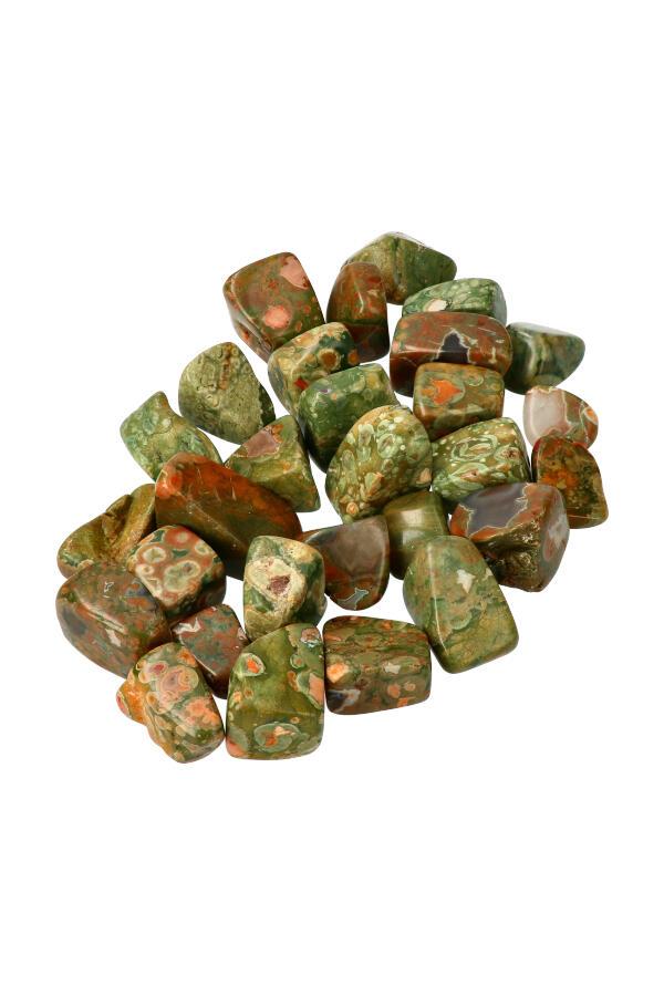 Rhyoliet trommelstenen