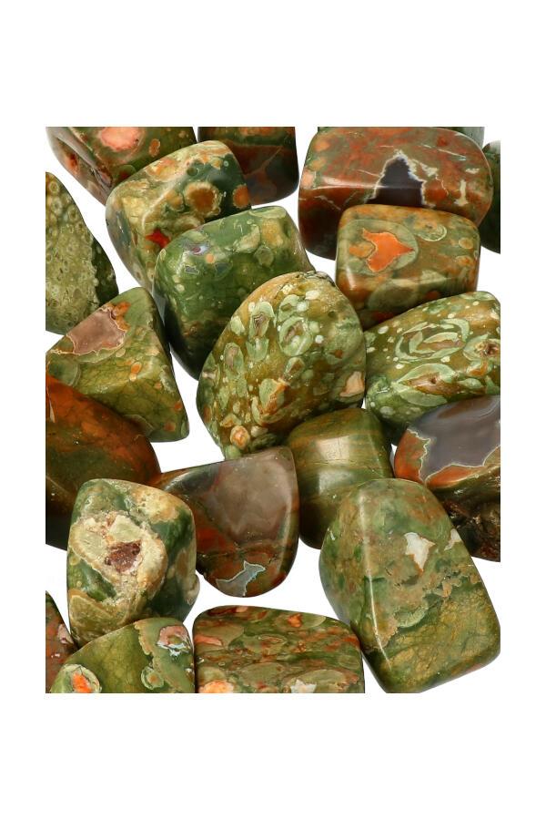 Rhyoliet trommelsteen 2 a 3 cm