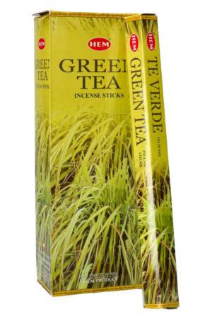 Green Tea wierook (Groene Thee) HEM
