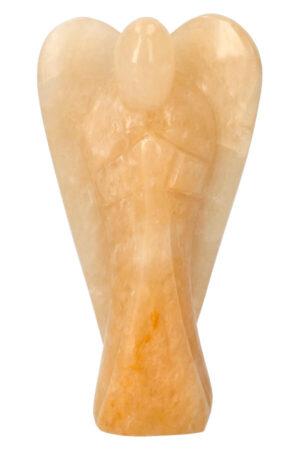 Golden Healer Angel Lemurian Angel Sculpture