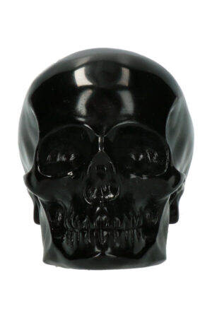 Obsidiaan kristallen schedel