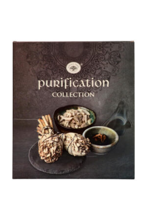 Purification Collection van Green Tree, 6 pakjes wierook