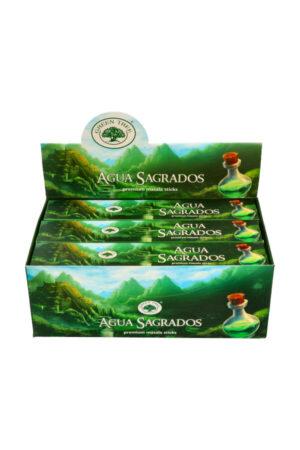 Green Tree Agua Sagrados, 15 gram