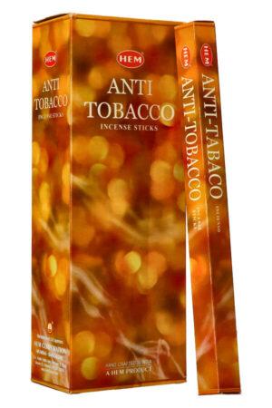 Anti Tobacco wierook, HEM