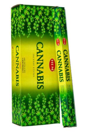 Cannabis wierook HEM