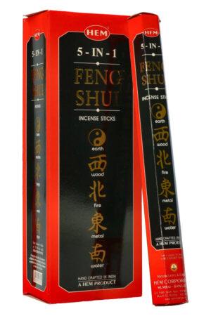 Feng Shui 5 in 1 wierook HEM