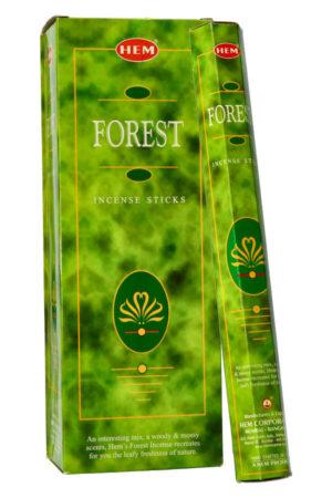 Forest wierook, HEM