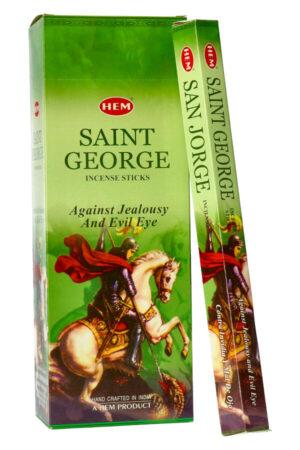 Saint George wierook HEM