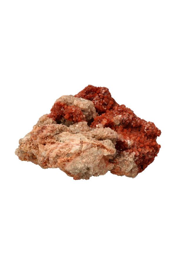 Aragoniet ruw, 17 cm, 1.50 KG, Mibladen, Marokko