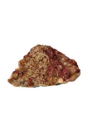 Fluoriet, Bergkristal en Pyriet 23 cm 3 kg