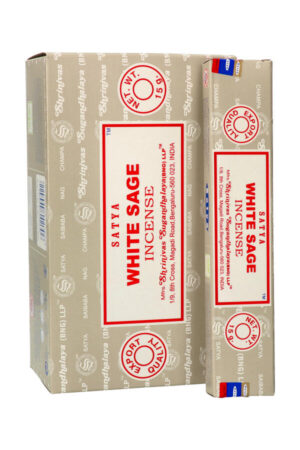 Satya White Sage wierook 15 gram
