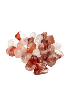 Red Healer Lemurain trommelstenen 2-3cm 10-20 gram