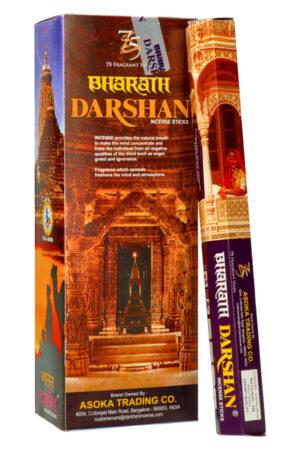 Darshan Bharath wierook stokjes