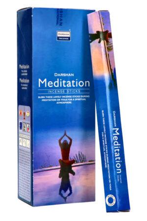 Darshan Meditation wierook