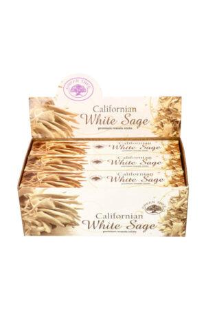 Green Tree wierook Californian White Sage 15 gram