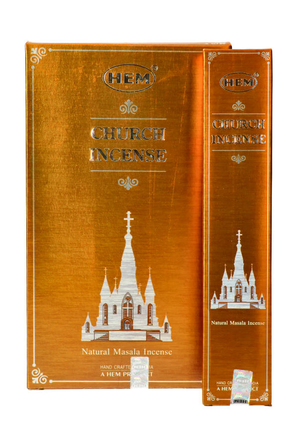Church Incense premium masala wierook, HEM