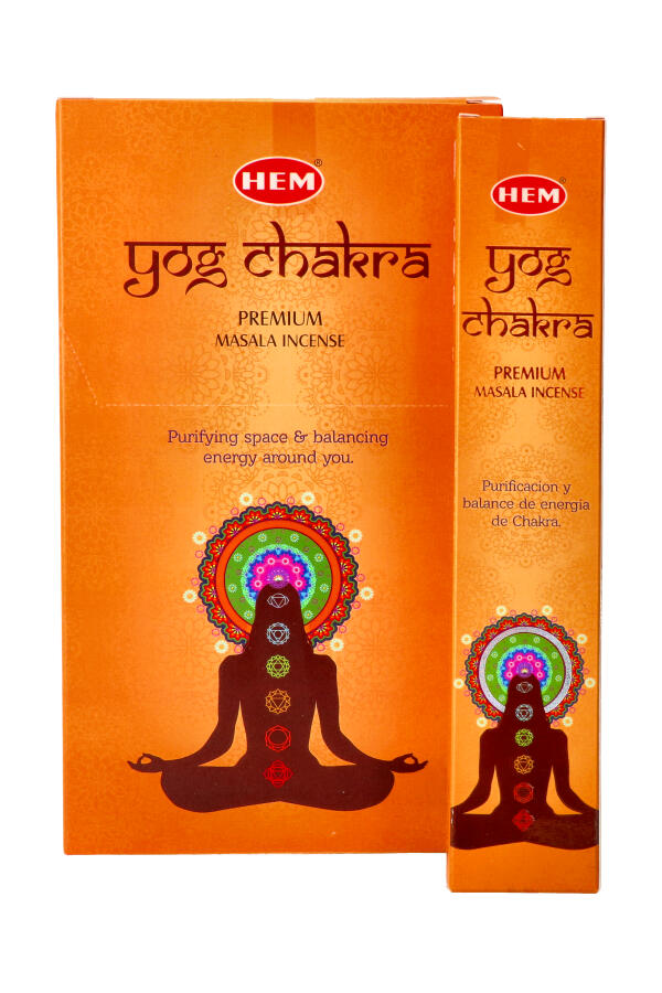 Yog Chakra premium masala wierook, HEM