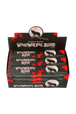 Werewolves Blood wierook Sandesh