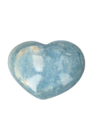 Blauwe Calciet hart