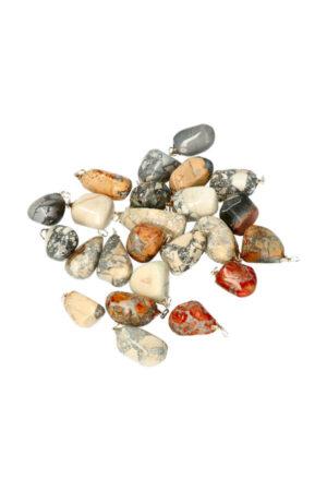 Maligano Jaspis steenhanger
