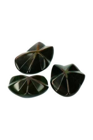 Regenboog Obsidiaan ster