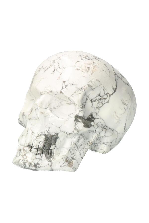 Howliet kristallen schedel, 15.5 cm, 2.63 KG