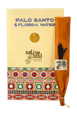 Native Soul wierook Palo Santo & Florida Water