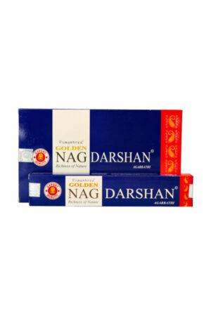 Golden Nag Darshan wierook Vijayshree