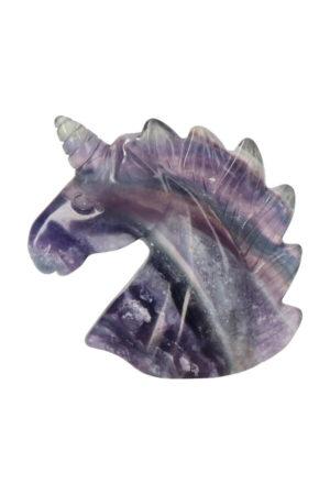 Fluoriet eenhoorn, 5 cm