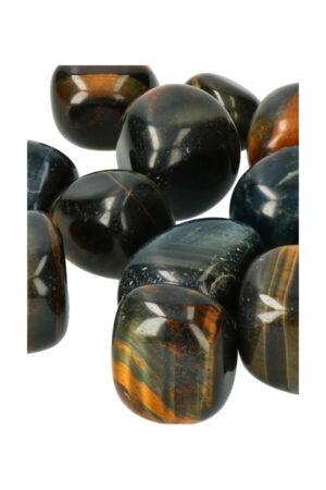 Valkenoog trommelstenen, per steen of zak van 100 gram tot 1 kilo. 2.5 - 3.5 cm