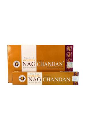 Golden Nag Chandan wierook Vijayshree