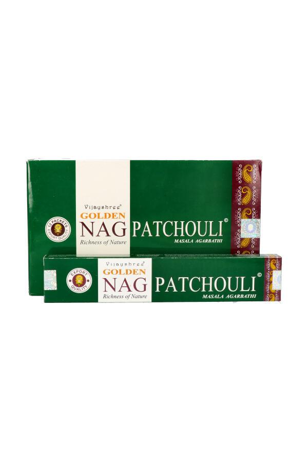 Golden Nag Patchouli wierook, Vijayshree