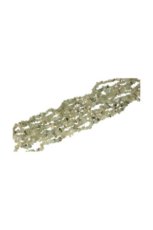 Jade splitsteen streng 86 cm