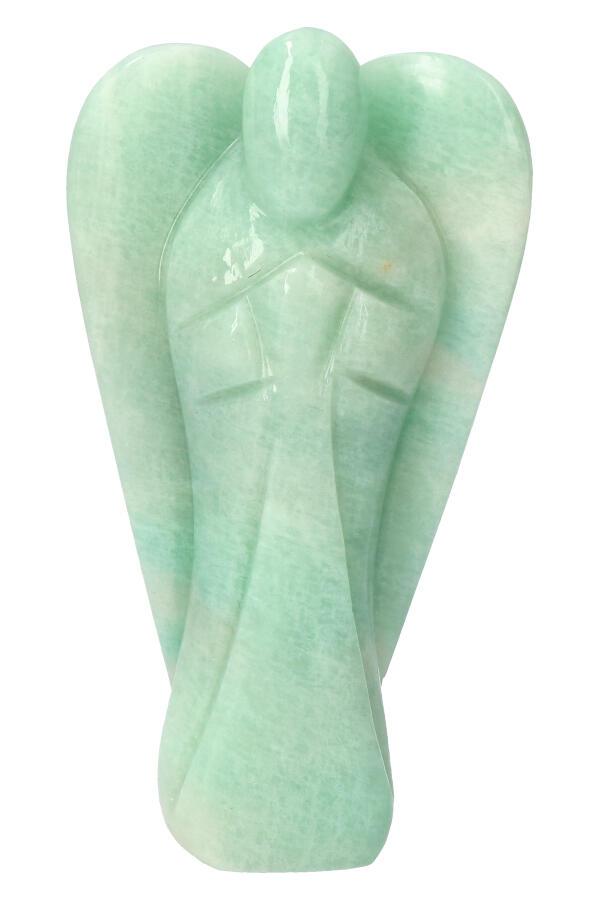 Amazoniet engel, 13.5 cm, 379 gram