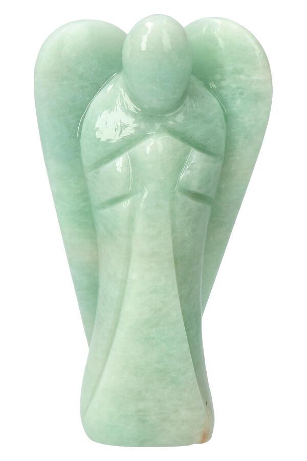 Amazoniet engel, 12 cm, 309 gram