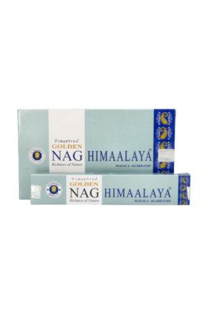 Golden NAG Himalaaya wierook van Vijayshree