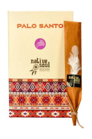 Native Soul wierook Palo Santo
